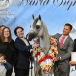Om El Benecio Wins Vegas